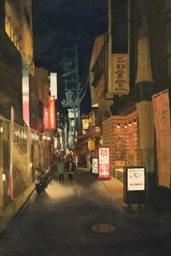 Kobe Evening
