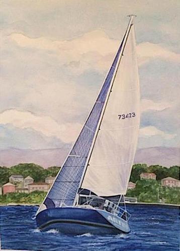 Lori's Sailboat