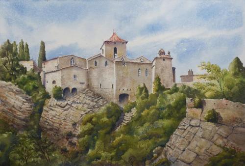Vailson la Romaine, Provence