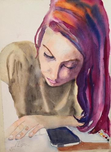 Watercolor Intensity
