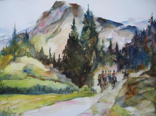 Sierra Trail Ride