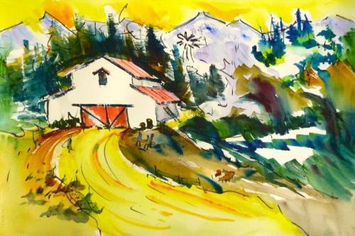 Barn at the Stagecoach Inn