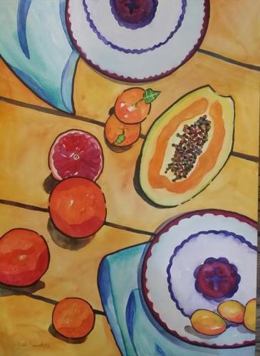 Birds Eye Fruit