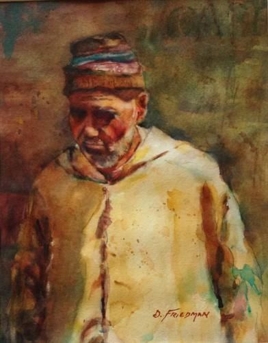 Man from Morocco