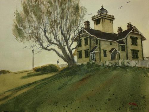 Point Permin Lighthouse