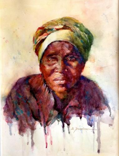 Woman of Niger
